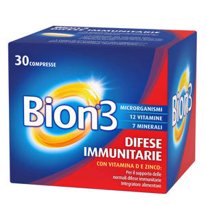 Bion3 - Difese Immunitarie