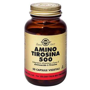 Solgar - Amino Tirosina 500