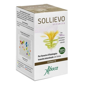 Aboca - Sollievo Advanced - 90 Tavolette