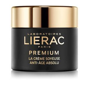 Lierac - La Crème soyeuse - Crema setosa anti-età globale idratante opacizzante