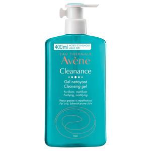 Avene - Cleanance - Gel Detergente - 400ml