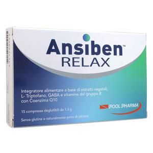 Ansiben - Relax - 15 compresse