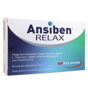 Ansiben - Relax - 30 compresse