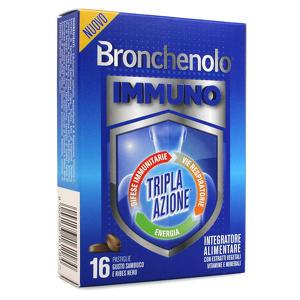Bronchenolo - Immuno - Pastiglie Tripla Azione