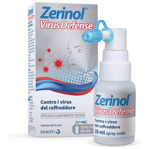 Zerinol - Virus Defense