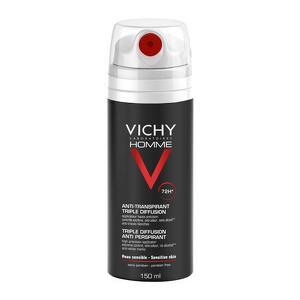 Vichy - Homme - Deodorante Traspirante Tripla Diffusione - 72h