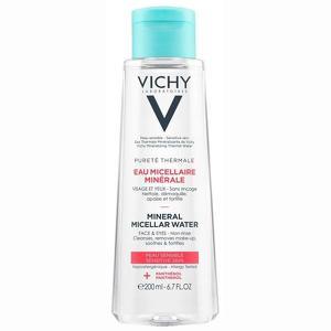 Vichy - Pureté Thermale - Acqua micellare minerale Pelle sensibile - 200ml
