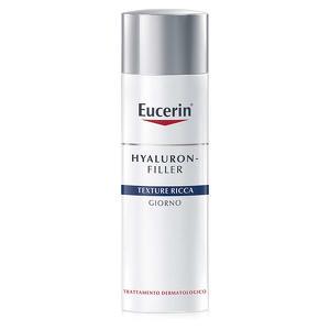 Eucerin - Hyaluron Filler - Texture Ricca Giorno - Pelle molto secca