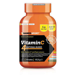 Named Sport - Vitamin C - 4 Natural Blend