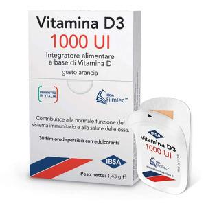 Ibsa - Vitamina D3 - Film orodispersibili