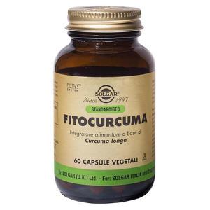 Solgar - Fitocurcuma