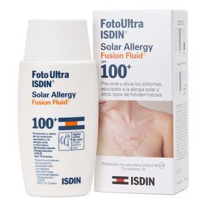 Isdin - Solar Allergy - Fusion Fluid - SPF100+