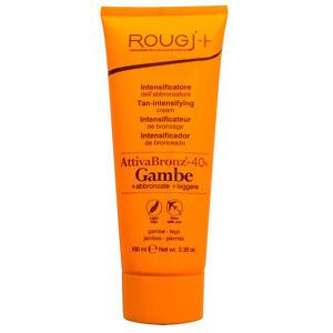 Rougj - Attivabronz +40% - Intensificatore dell'abbronzatura - Gambe