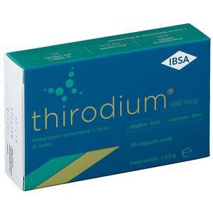 Thirodinum - 100 mcg - Capsule molli