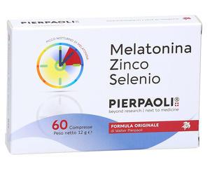 Pierpaoli - Melatonina Zinco - Selenio