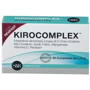 Kirocomplex - Compresse - Integratore di Inositolo