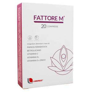 Fattore M - 20 Compresse