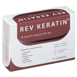 Rev Keratin - Capsule