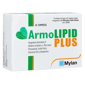 Armolipid - Plus  - 30 Compresse