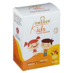 Omegor - Kids - Capsule masticabili