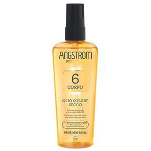 Angstrom - Olio Solare Secco - SPF6