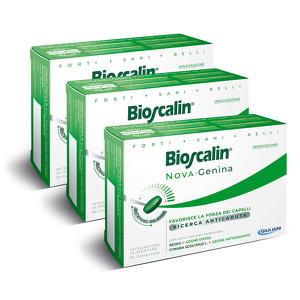 Bioscalin - Nova Genina - 90 compresse - Offerta 2+1 mesi