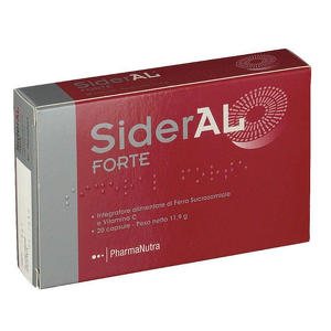 Sideral - Forte - Capsule