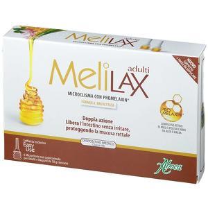 Aboca - Melilax Adulti 6 Microclismi