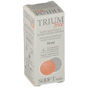 Sooft - Trium Free gocce oculari