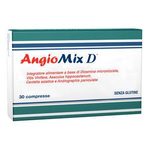 Angiomix - D - Compresse