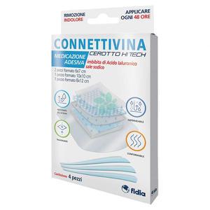 Connettivina - Cerotto Hi Tech Medicazione Adesiva - 4 misure