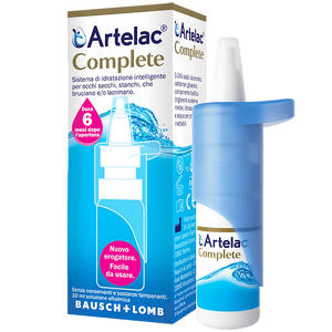 Artelac - Complete Multidose - Soluzione Idratante Occhi