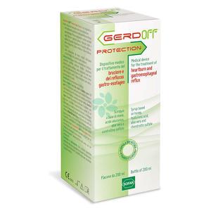 Gerdoff - Protection - Sciroppo Contro Bruciore e Reflusso