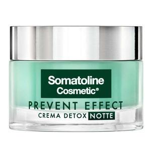 Somatoline - Cosmetic - Prevent Effect - Crema Detox Notte