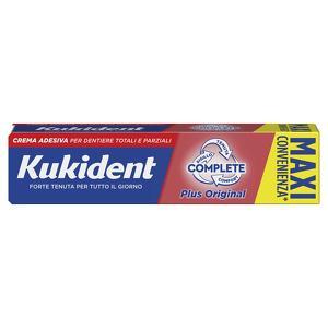 Kukident - Complete Plus Original - Crema adesiva per protesi