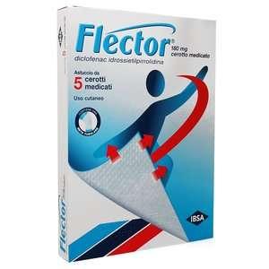 Flector - 5 Cerotti