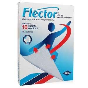 Flector - 10 Cerotti