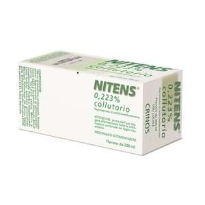 Nitens - NITENS*COLLUT FL 200ML 0,223%