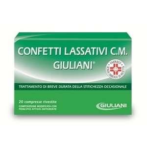 Giuliani - CONFETTI LASSAT.GIUL.CM*20CONF