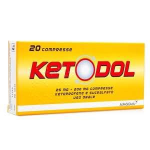 Ketodol - Compresse