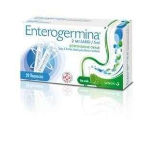 Enterog - ENTEROGERMINA*OS 20FL 2MLD/5ML