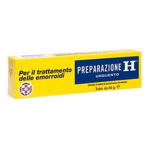 Preparazione H - PREPARAZIONE H*UNG 1,08% 50G