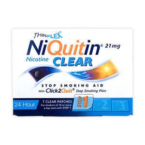 Niquitin - NIQUITIN*7CER TRANSD 21MG/24H
