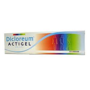 Dicloreum - DICLOREUM ACTIGEL*GEL 50G 1%