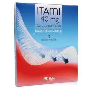 Itami - 5 Cerotti