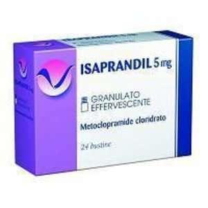Isaprandil - ISAPRANDIL*24BUST EFF 5MG