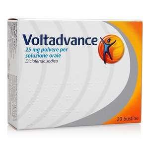 Voltadvance - Bustine