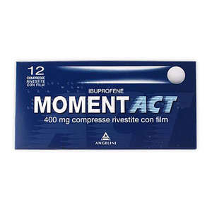 Moment - MOMENTACT*12CPR RIV 400MG