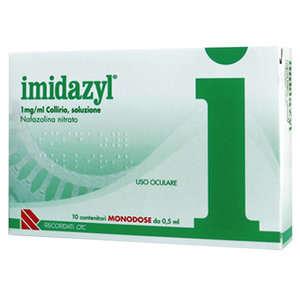 Imidazyl - IMIDAZYL*COLL 10FL 1D 1MG/ML