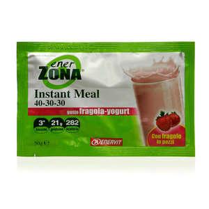 Enerzona - Instant Meal - Gusto Fragola e Yogurt